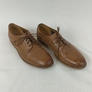Clark's soft cushion lace Brown men shoes